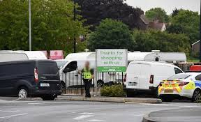 Barnes And Castle Official Website Shoppers Fury As Travellers Descend On Asda Car Park In Weoley