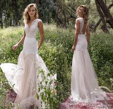 country wedding dresses discount limor 2017 country wedding dresses illusion bodice