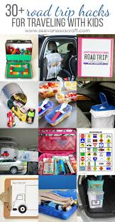 30 road trip hacks and activities for kids see vanessa craft