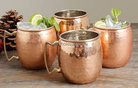 moscow mule mug hammered copper wholesale moscow mule mugs wholesale