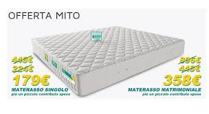 materasso memory eminflex materasso materassi emiflex materasso offerta mito eminflex e