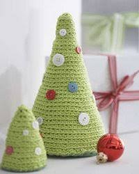 crocheted christmas crocheted christmas trees favecrafts