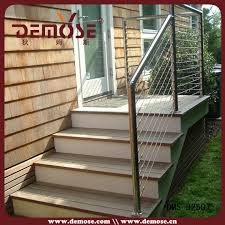 porch step railing kits metal stair railing for front step pipe