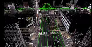 Driving Maps Japan Will Develop 3d Maps For Self Driving Cars To Use In 2020