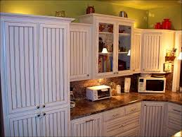 kitchen craftsman style wainscoting half wall paneling kitchen