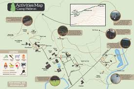 Appalachian Trail Map Pennsylvania by Activities Overview Camp Hebron