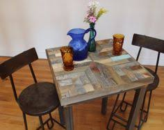 Keeran Bistro Table Custom Bistro Table Made From Reclaimed Pallet By Happyhomeaustin