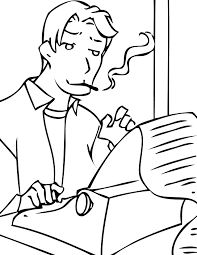 do not appear when printed only the winter coloring page will