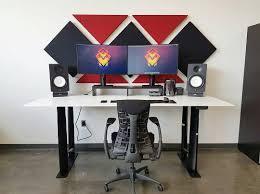 Gaming Setup Desk by Isetups Mkbhd By Isetups Isetups Pinterest Desk Inspiration
