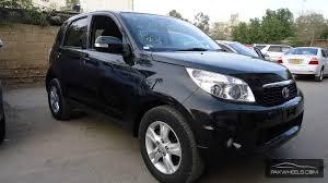 Rush Interiors Car Picker Black Toyota Rush
