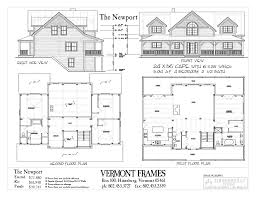 timber frame floor plans vermont