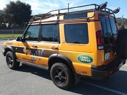 land rover safari for sale fs 2000 land rover discovery ii trek 2 event veh 81k miles