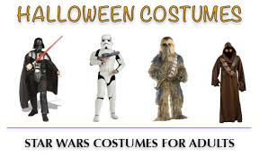 Star Wars Halloween Costumes Adults Star Wars Halloween Costumes Adults Men U0027s Costume Ideas