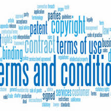 Terms Conditions Terms And Conditions Free Templates By Seq