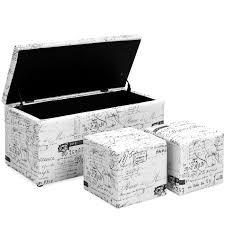 Folding Storage Ottoman Bestchoiceproducts Rakuten Best Choice Products Home Furniture