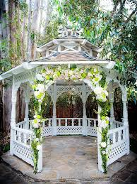 wedding arch gazebo 19 ideas for an outdoor wedding arbor