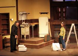 Barefoot Writer Wikipedia by Barefoot In The Park Ivoryton Playhouse