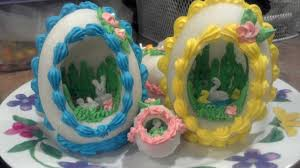 panoramic sugar easter eggs our 2012 panoramic sugar easter eggs made completely of sugar and