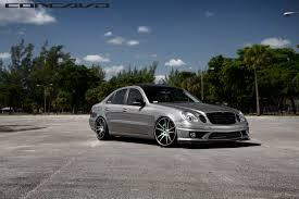 mercedes matte black mercedes e500 on cw s5 u0027s matte black machined face u2013 concavo wheels