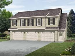 Garage Plans With Living Space Two Bedroom Carriage House Plan 22105sl Architectural Designs