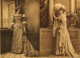 party time again costume ball 1897 the library time machine