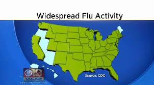 Md Usa Map by Cdc Influenza Flu Weekly Report Influenza Summary Update
