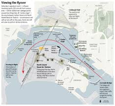 San Diego Terminal Map by Navy To Celebrate 100 Years Of Flight With Huge Air Show The San