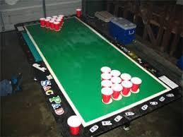Pool Beer Pong Table by Beer Pong Table Drunkmansguide U0027s Weblog