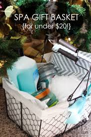 spa gift basket ideas gift idea for 20 honeybear