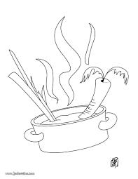 coloriage recette de cuisine coloriage de cuisine gratuit