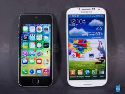 Telefon Mobil Apple Iphone 5c Apple Iphone 5s Vs Samsung Galaxy S4