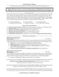 Best Executive Assistant Resume by Best Resume Advice Cvlook05 Billybullock Us