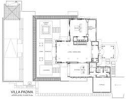 floor plans villa padma phuket luxury villa for rent in phuket