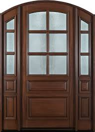 frosted glass front doors entry door in stock single with 2 sidelites solid wood with