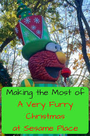 a and thanksgiving at sesame place