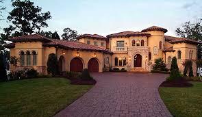 luxury mediterranean homes plan 17703lv designed to amaze tuscan house plans tuscan house