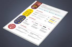 Free Web Resume Templates 25 Best Free Resume Cv Templates Psd Download Download Psd