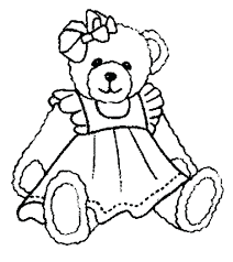 articles teddy bear coloring pages preschoolers tag cute
