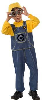 minion costumes minions boys minion costume kit buycostumes