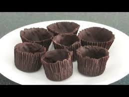 edible chocolate cups to buy chocolate dessert cups recipe