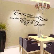 Dining Room Wall Decals Dining Room Wall Decals Dining Room Unique Ideas For Living