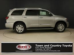 toyota sequoia new 2018 toyota sequoia for sale in charlotte nc stock js155875