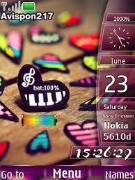 themes java love free nokia asha 206 love colors app download in themes wallpapers