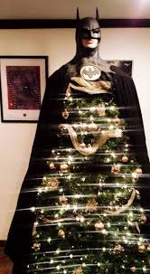 más de 25 ideas increíbles sobre batman christmas tree en