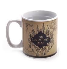 Harry Potter Marauders Map Harry Potter Marauder U0027s Map Color Changing Magic Black Heat