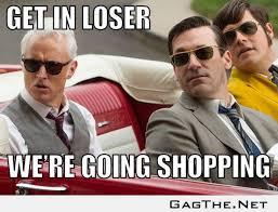 Mad Men Meme - mad men meme going shopping on bingememe