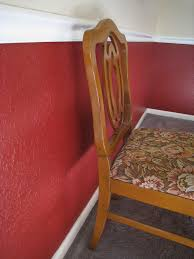 Where To Nail Chair Rail How To Install A Chair Rail 13 Steps With Pictures Wikihow