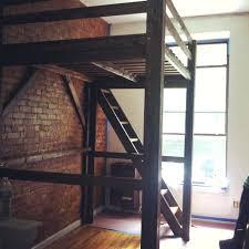 loft beds wooden loft bed frame 1 beds twin plans wooden loft