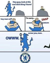 how they made the chelsea logo