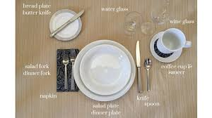 Casual Table Setting The Perfect Table Setting For Any Meal Service Mank